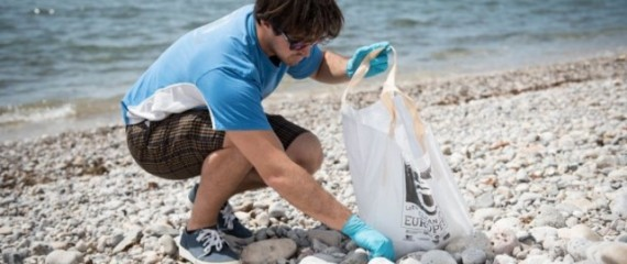 Let's Clean Up Europe, eventi Torinesi